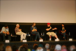 The Traverse City Film Festival was founded by Michael Moore.