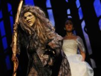 """Presented by the Department of Musical Theatre in U-M's School of Music, Theatre & Dance, """"Into the Woods"""" will be performed through Oct. 24 atMendelssohn Theatre."""