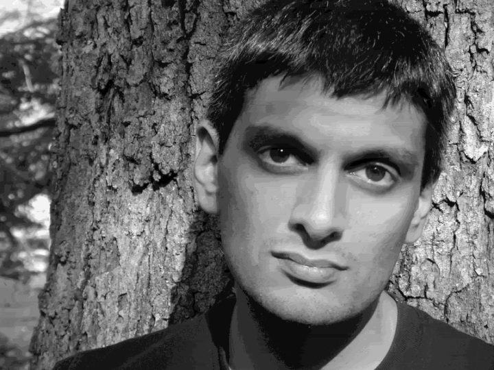 Kazim Ali is the featured speaker at the Oct. 7 Zell Writers Series.