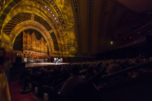 Senior winners from three divisions competed at Hill Auditorium on Thursday, May 19 during the grand M-prize gala.
