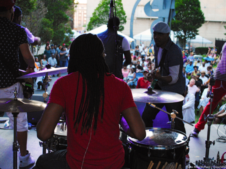 Concert of Colors festival returns to Midtown July 14-17.