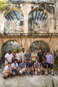 Students from the University of Michigan's School of Music, Theater and Dance tour Havana, Trinidad and Varadero, Cuba from Feb. 25 to March 5, 2017.