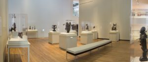 The Bohlen Gallery of African Art. Photo courtesy of Levi Stroud.