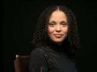 Award-winning author and U-M alumna Jesmyn Ward will be the featured keynote speaker at the 2017 U-M Winter Commencement. Photo by Beowulf Sheehan.