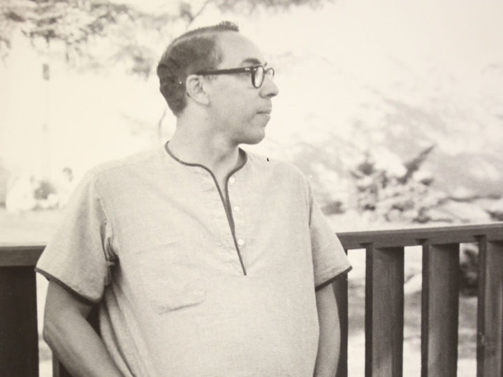 Harold Johnson became dean of the School of Social Work in 1981.