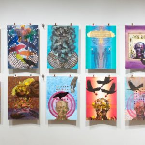 """John Gutoskey's """"PULSE Nightclub: 49 Elegies"""" is on view at the Grand Rapids Museum of Art at the ArtPrize 10. (Photo: ArtPrize )"""