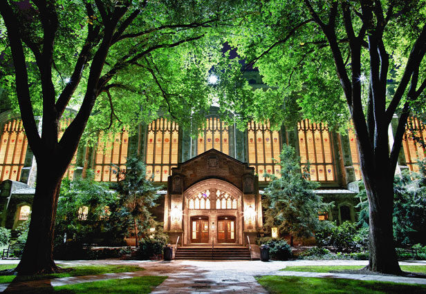 The U-M Law Library