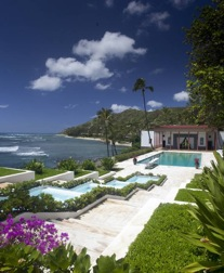 Doris Duke's Playhouse at Shangri La