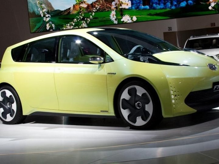 Image from the 2010 North American International Auto Show. Image courtesy of CarAndDriver.com