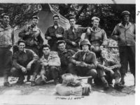 This was the first group of Ghost Army deceivers to go to work in Normandy. Image courtesy of The Ghost Army.