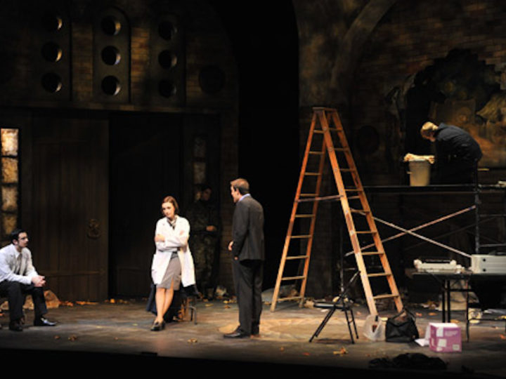 The Department of Theatre & Drama opens the 2010-2011 season with 'Pentecost,' a thought-provoking drama by playwright David Edgar.