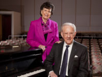 William and Delores Brehm's gift propels SMTD beyond its Victors for Michigan campaign goal of $90 million. Photo by Mark Mastropietro.