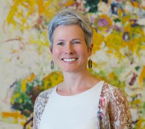 Christina Olsen has been named the new director of the University of Michigan Museum of Art. Her five-year appointment is effective Oct. 30.