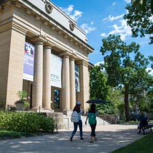 Two U-M professors are using U-M's bicentennial as an opportunity to look back at U-M's museums, collections and libraries.