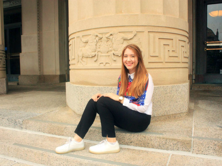 Courtney Klee is a sophomore studying architecture at the Taubman College of Architecture and Urban Planning.