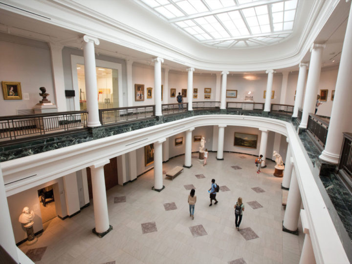The U-M Museum of Art (UMMA) is one of top university art museums in the country. Its comprehensive collection represents more than 150 years of collecting at the university.