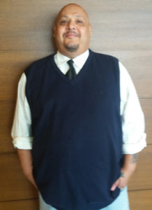 Jose Casas, U-M assistant professor of theatre and drama.