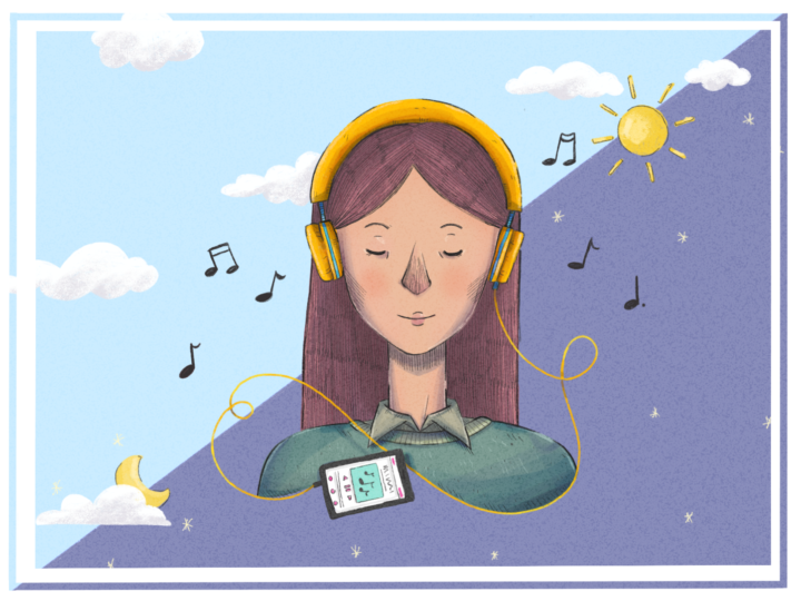 U-M researchers have found that people find comfort in listening to the same songs over and over.