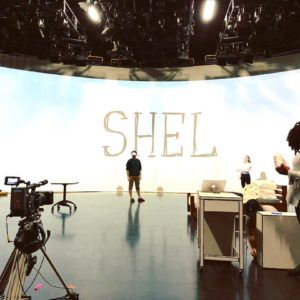 """SHEL: A Historically Fictionalized Musical,"" was written by School of Music, Theatre & Dance student Noah Kieserman (MT '18)."