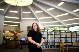 Laura Hollister, adult services team leader at the Niles District Library.