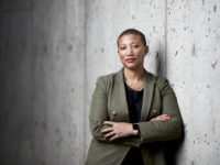"""Kimberly Dowdell was also named as one of the 2018 Crain's """"40 under 40."""" Photo: Jacob Lewkow for Crain's."""