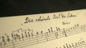 """The Most Beautiful Time of Life"" (Die Schönste Zeit des Lebens) is a light foxtrot based on a song by Franz Grothe, a popular German film composer."