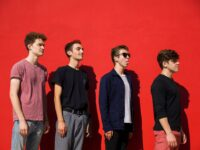 Peter Kwitny, Josh Cukier, Liam O'Toole and Evan Dennis formed their band, The Kelseys, upon inception at U-M.
