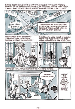 A comic by Alison Bechdel.