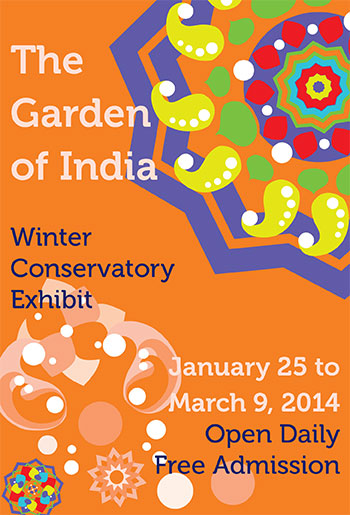 The garden of india a country and culture revealed through its plants